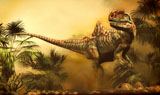 PHB600013P © Stocktrek Images, Inc. Concavenator was a theropod dinosaur from the Early Cretaceous Period.