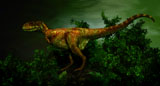 PHB600027P © Stocktrek Images, Inc. Pycnonemosaurus was a carnivorous dinosaur from the Late Cretaceous period.