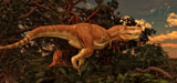 PHB600033P © Stocktrek Images, Inc. Tarbosaurus was a theropod dinosaur from the Late Cretaceous period.