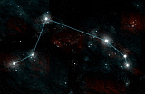 MRC200158S © Stocktrek Images, Inc. Artist's depiction of the constellation Aries the Ram.