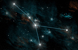 MRC200159S © Stocktrek Images, Inc. An artist's depiction of the constellation Cancer.