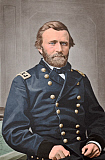 STK500348A © Stocktrek Images, Inc. General Ulysses S. Grant of the Union Army.