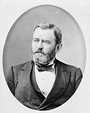 STK500353A © Stocktrek Images, Inc. Head-and-shoulders portrait of Ulysses S. Grant.
