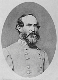 STK500355A © Stocktrek Images, Inc. Portrait of Confederate General Jubal Early.