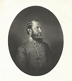 STK500365A © Stocktrek Images, Inc. Portrait of Thomas Stonewall Jackson of the Confederate States Army.