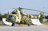 GCA100689M © Stocktrek Images, Inc. Azerbaijan Air Force Mi-17 helicopter.