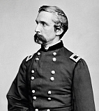 JPA101236M © Stocktrek Images, Inc. American Civil War photo of Joshua Lawrence Chamberlain.