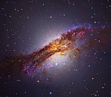RCM200062S © Stocktrek Images, Inc. Centaurus A galaxy in the constellation Centaurus.
