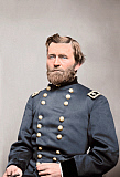 STK500320A © Stocktrek Images, Inc. General Ulysses S. Grant of the Union Army, circa 1860