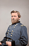 STK500321A © Stocktrek Images, Inc. General Ulysses S. Grant of the Union Army, circa 1860