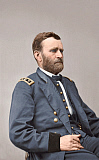 STK500351A © Stocktrek Images, Inc. General Ulysses S. Grant of the Union Army.