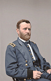 STK500352A © Stocktrek Images, Inc. General Ulysses S. Grant of the Union Army.