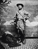STK500359A © Stocktrek Images, Inc. Confederate Army Colonel John S. Mosby during the American Civil War.