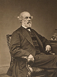 STK500374A © Stocktrek Images, Inc. Robert Edward Lee portrait, circa 1869.