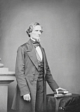 STK500614A © Stocktrek Images, Inc. Jefferson Finis Davis, President of the Confederate States of America.