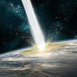 ASTEROIDS & METEORS Stock Photos and Pictures