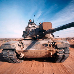 BATTLE TANKS Stock Photos and Pictures