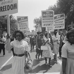 CIVIL RIGHTS MOVEMENT Stock Photos and Pictures