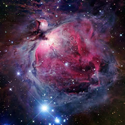 COLORFUL NEBULA Stock Photos and Pictures