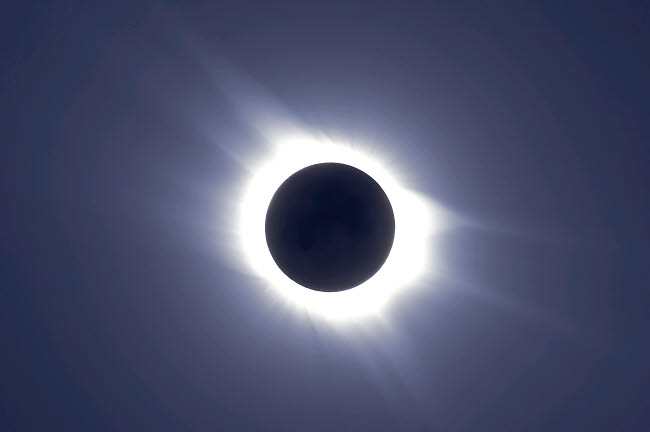 ADY200012S © Stocktrek Images, Inc. Total solar eclipse.