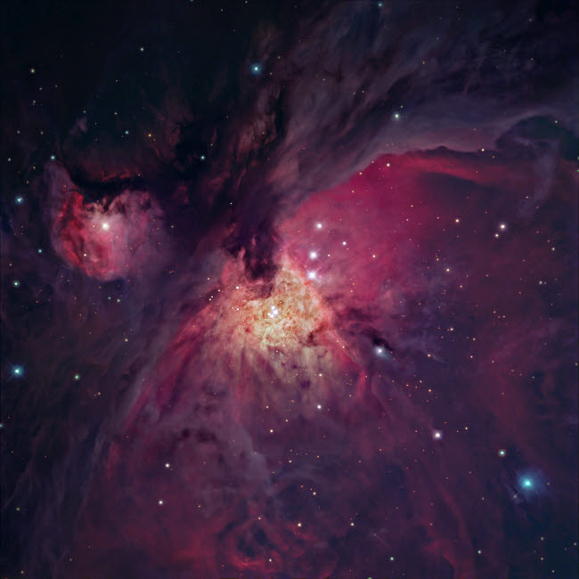 GEN100088S © Stocktrek Images, Inc. The Orion Nebula
