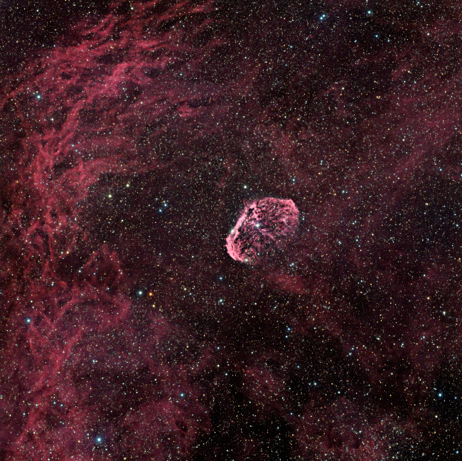 JON100023S © Stocktrek Images, Inc. Crescent Nebula