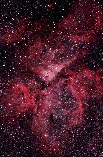 PHA100014S © Stocktrek Images, Inc. Eta Carinae Nebula.