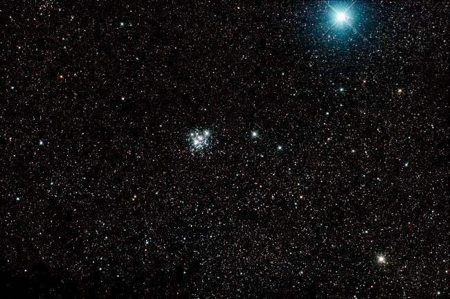 PHA100015S © Stocktrek Images, Inc. The Jewel Box, Open Cluster NGC 4755 in Crux.