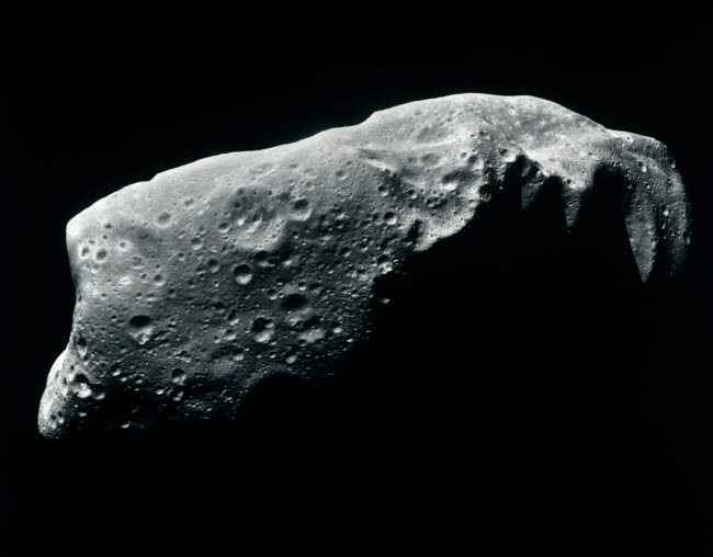 STK200567S © Stocktrek Images, Inc. Image of an asteroid.
