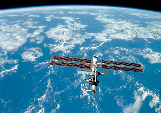 STK200951S © Stocktrek Images, Inc. International Space Station