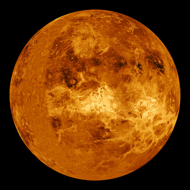 STK202198S © Stocktrek Images, Inc. Venus