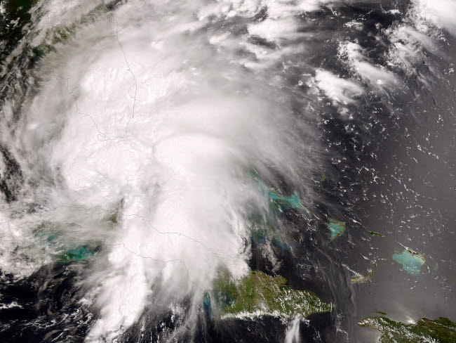 STK202319S © Stocktrek Images, Inc. Tropical Storm Fay