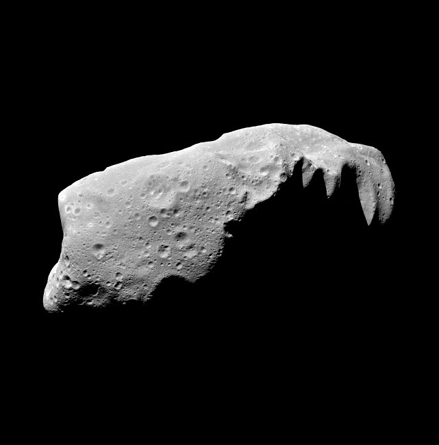 STK203458S © Stocktrek Images, Inc. Asteroid 243 Ida