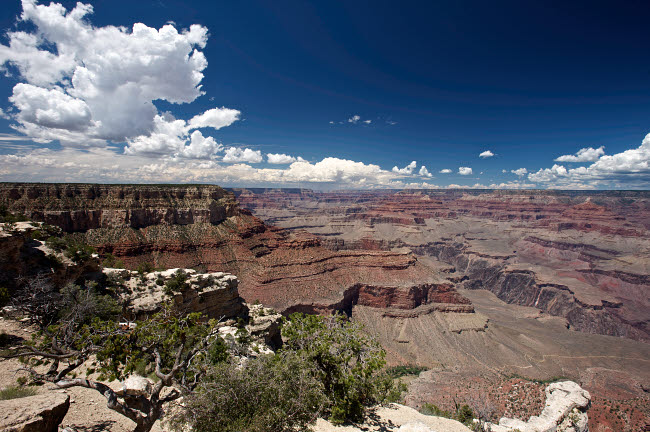 TMO200002S © Stocktrek Images, Inc. Grand Canyon as seen from Yavapai Point on the South Rim, Arizona.