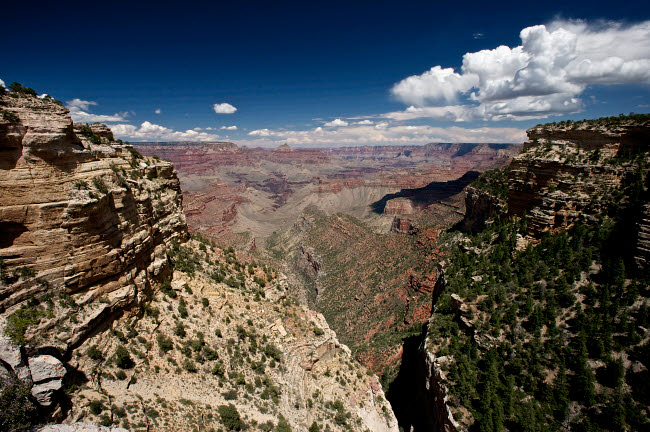 TMO200003S © Stocktrek Images, Inc. Grand Canyon as seen from Pipe Creek Vista on the South Rim, Arizona.