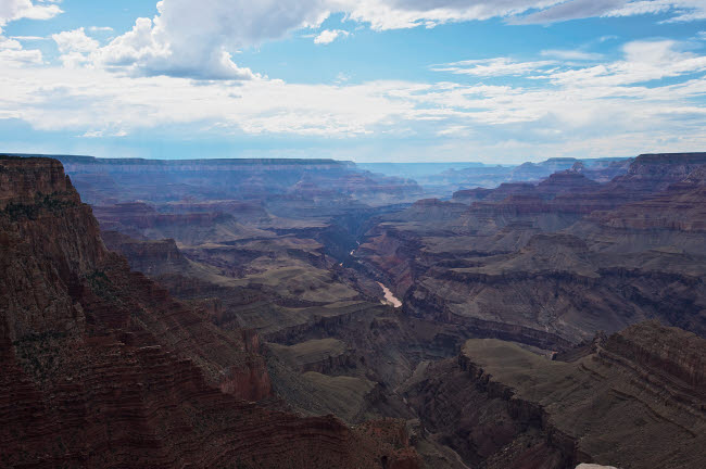 TMO200004S © Stocktrek Images, Inc. Grand Canyon as seen from Lipan Point, South Rim, Arizona.