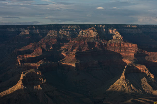 TMO200008S © Stocktrek Images, Inc. Grand Canyon as seen from Yavapai Point on the South Rim, Arizona.