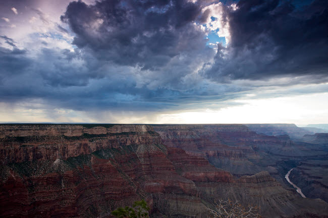 TMO200015S © Stocktrek Images, Inc. Grand Canyon as seen from Mohave Point South Rim, Arizona.