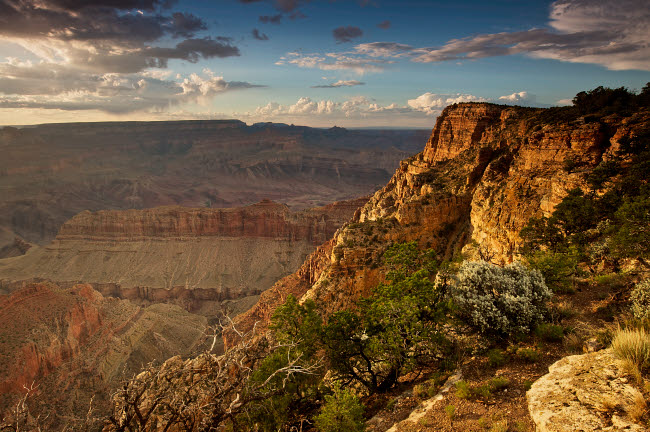 TMO200020S © Stocktrek Images, Inc. Grand Canyon, west of Lipan Point, Arizona.