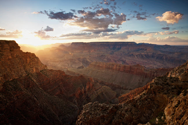 TMO200021S © Stocktrek Images, Inc. Grand Canyon, west of Lipan Point, Arizona.