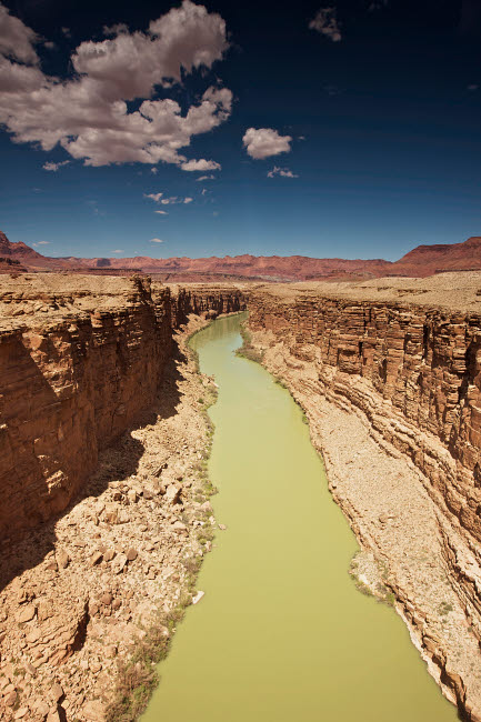TMO200025S © Stocktrek Images, Inc. Marble Canyon, Arizona, USA.