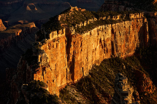 TMO200027S © Stocktrek Images, Inc. Wotan's Throne, Grand Canyon National Park, Arizona.