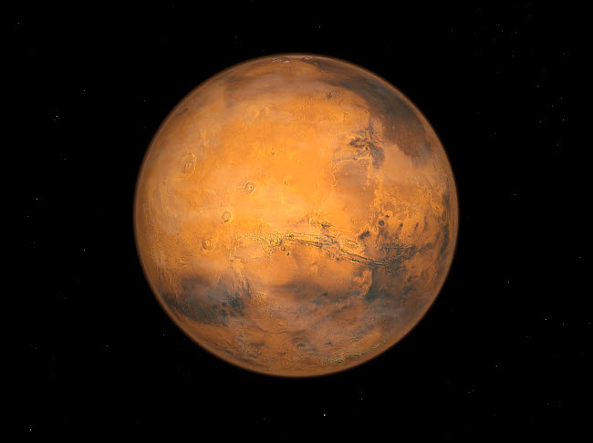 WMY100061S © Stocktrek Images, Inc. Planet Mars