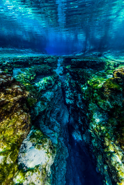 JDL400173U © Stocktrek Images, Inc. Ginnie Springs in Florida.