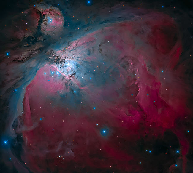 MCM200036S © Stocktrek Images, Inc. The Great Orion Nebula